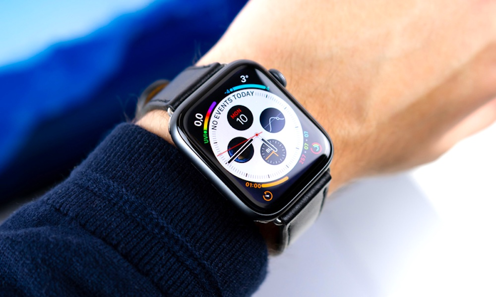 Apple Watch 4 or 5