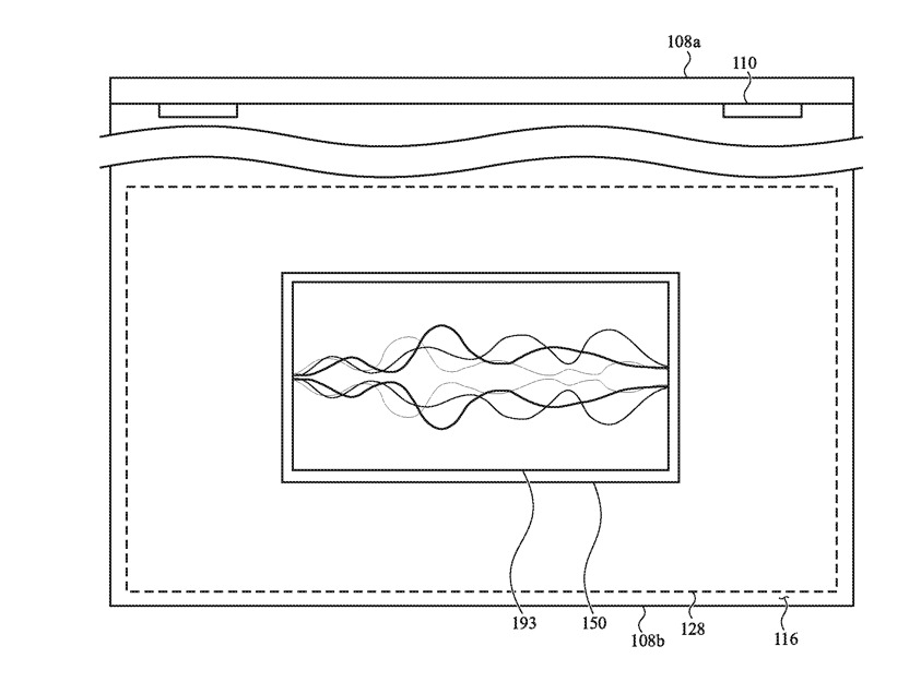 Apple Trackpad Patent