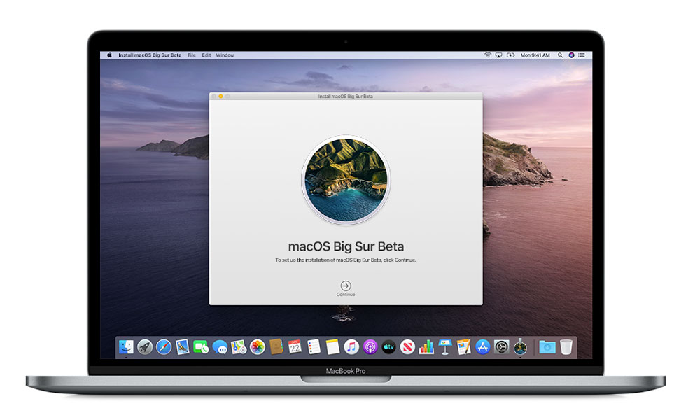 macOS Big Sur Beta