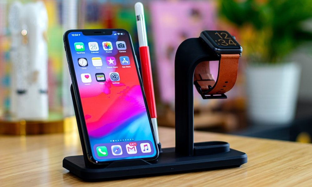 iPhone Wireless Charging Apple Watch Charger