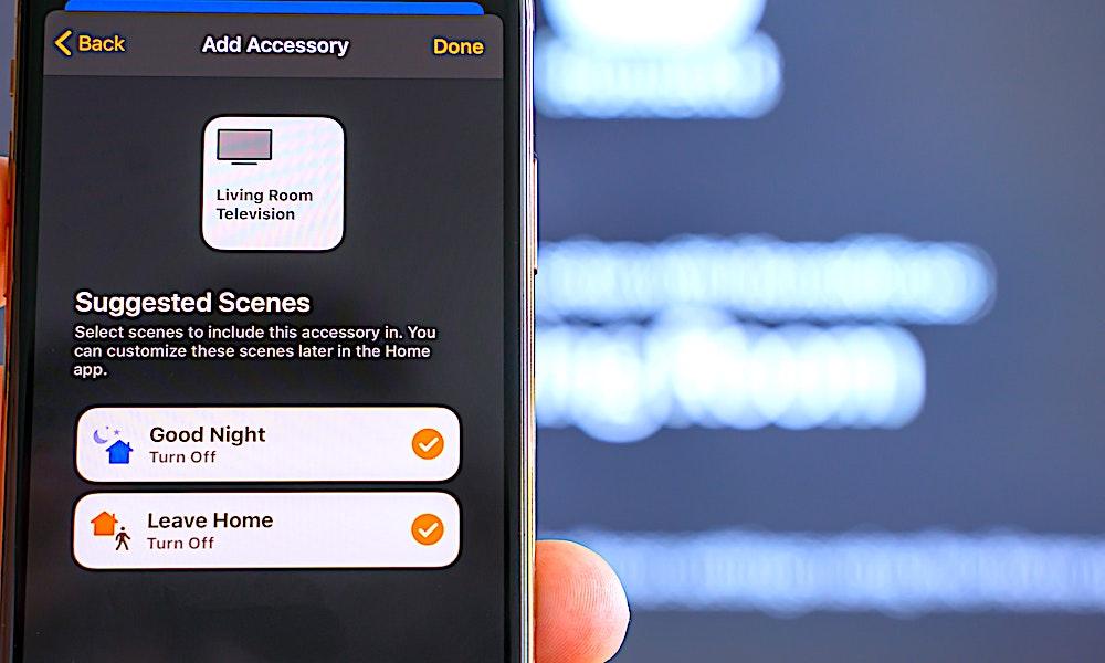 Apple iPhone HomeKit