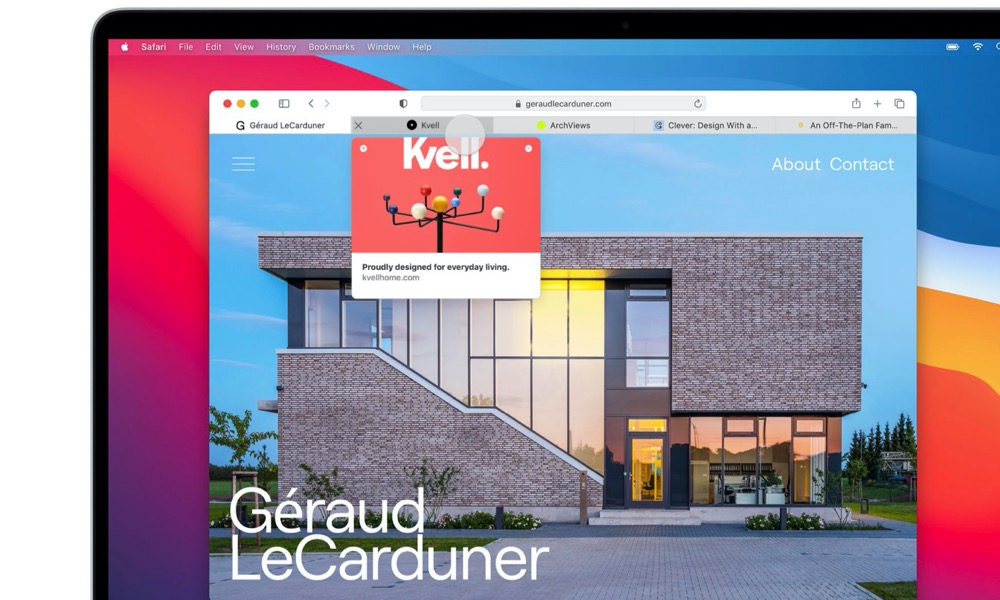 macOS Big Sur Safari Tab Previews copy
