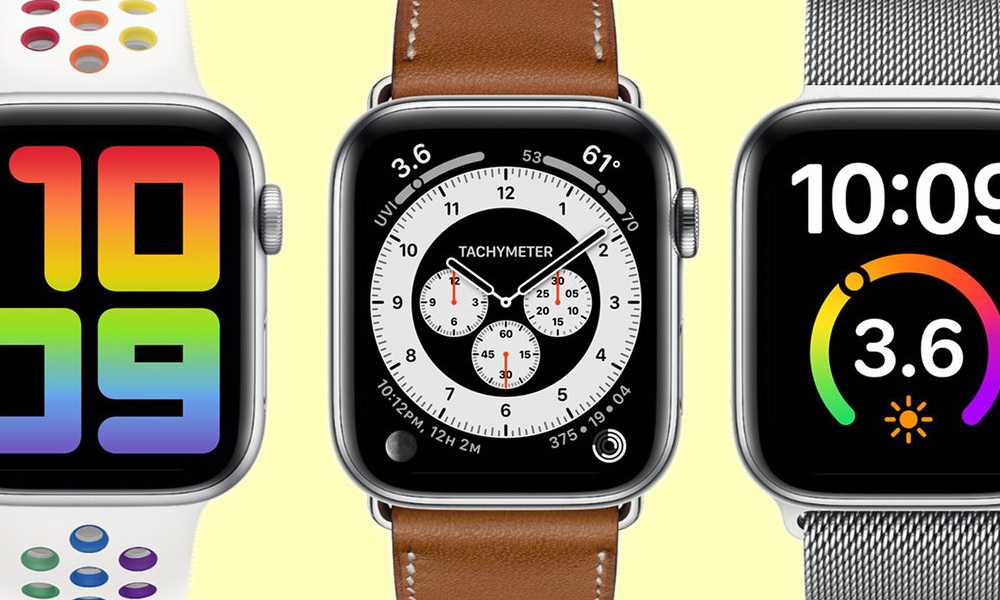 watchOS 7 New Faces