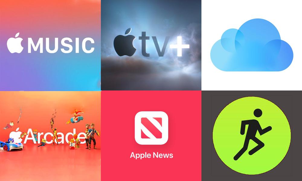 Apple Mega Services Bundle