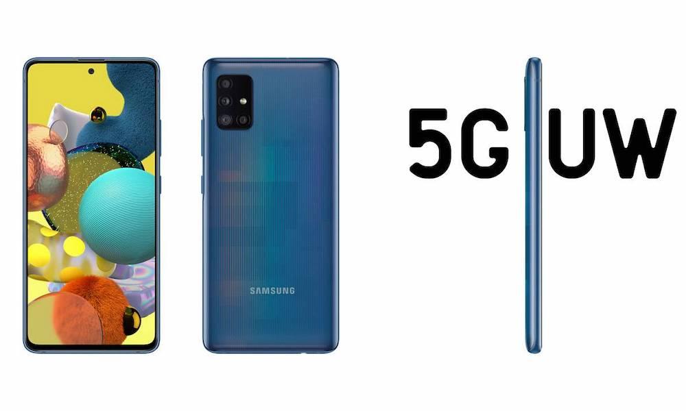 Samsung A51 5G UW