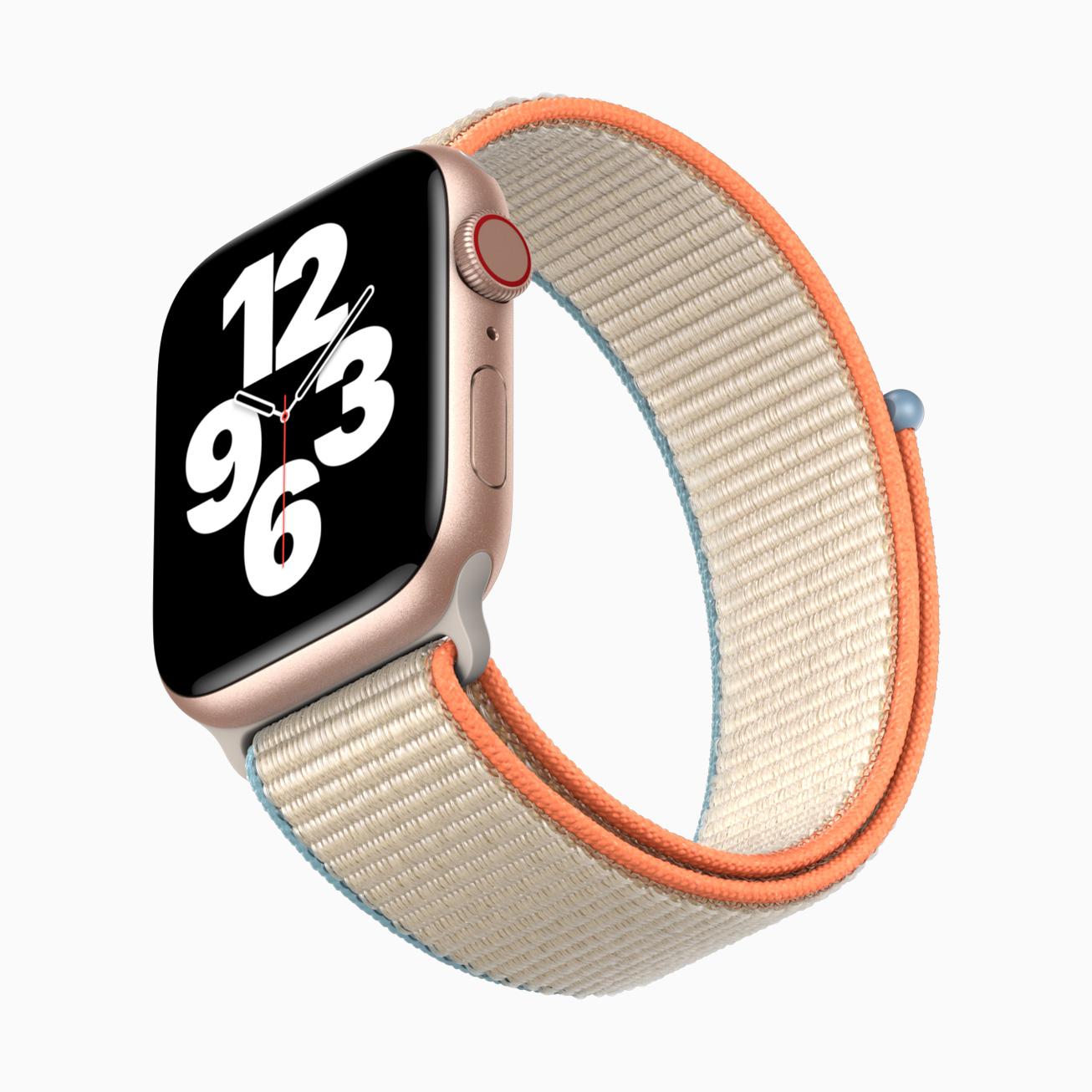 Apple watch se watchface 09152020