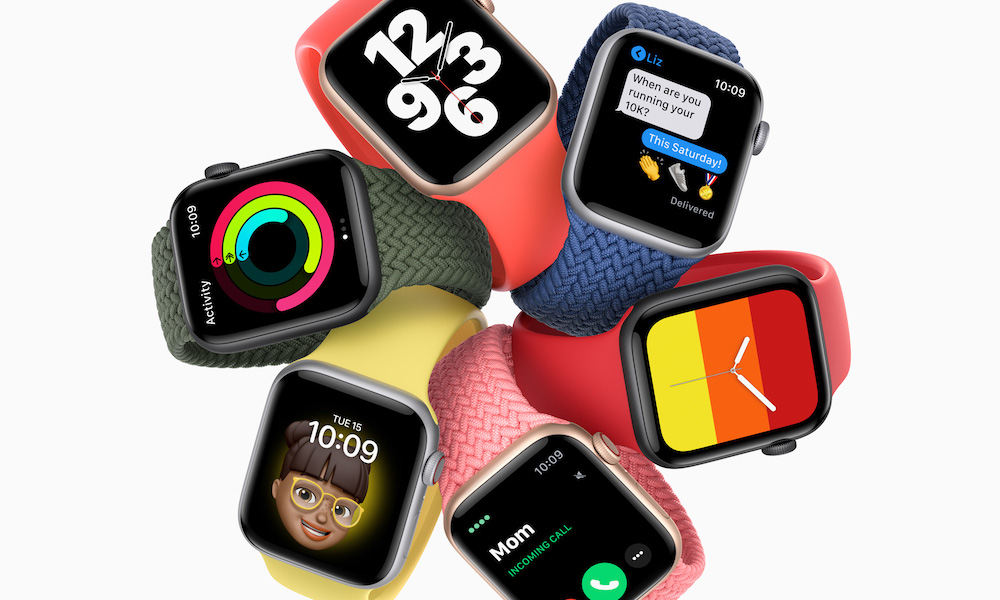 Apple announces watch se 091520201