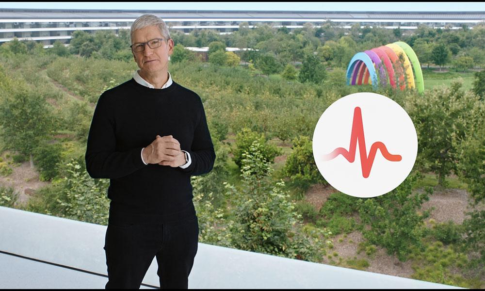Tim Cook Apple Watch Intro