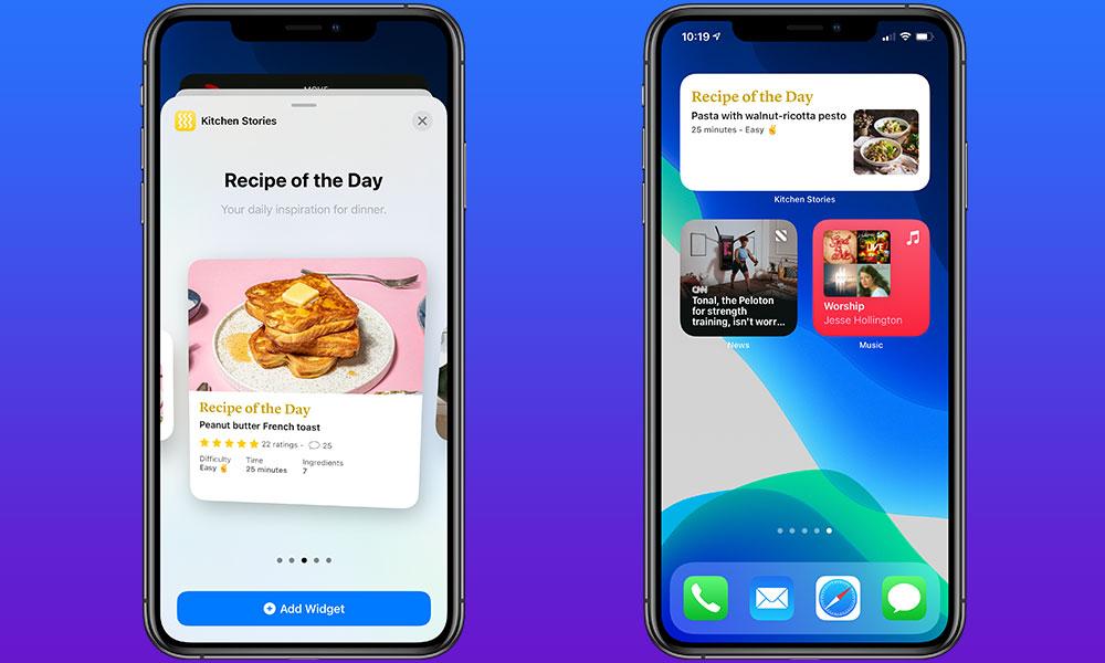 Kitchen Stories iOS 14 Widgets1