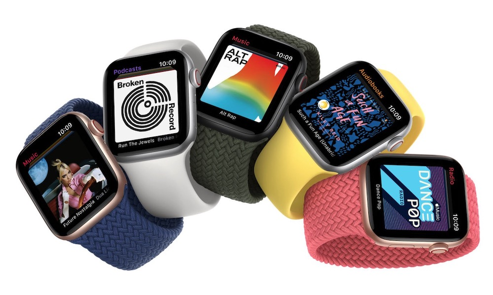 Apple Watch SE Bands and Faces