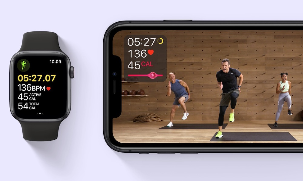 Apple Watch SE Fitness Activity