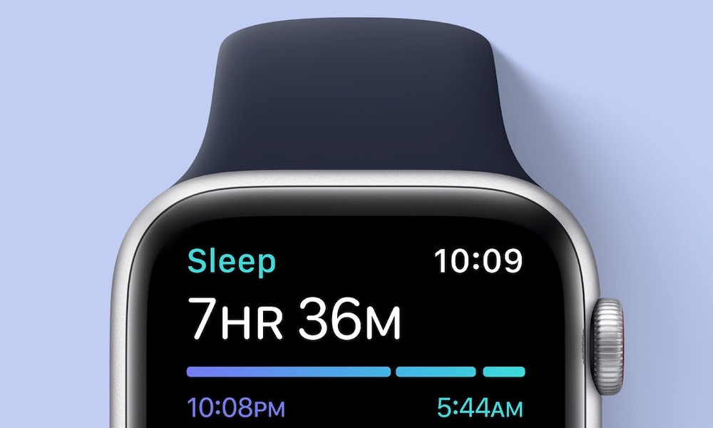 Apple Watch SE Sleep Tracking App