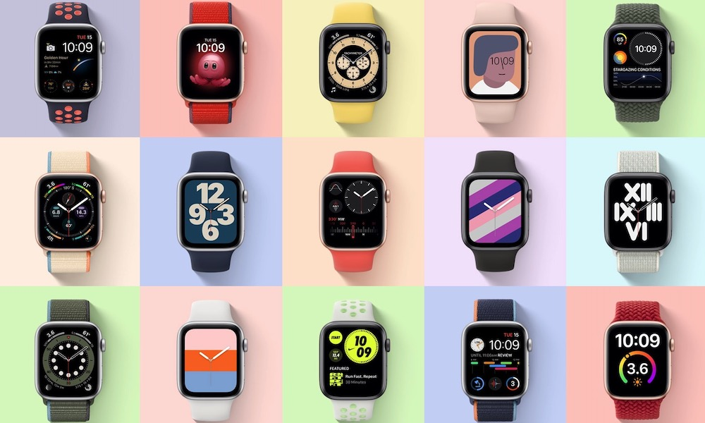 Apple Watch SE Faces