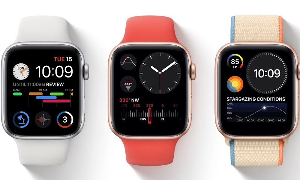 Apple Watch SE Faces 2