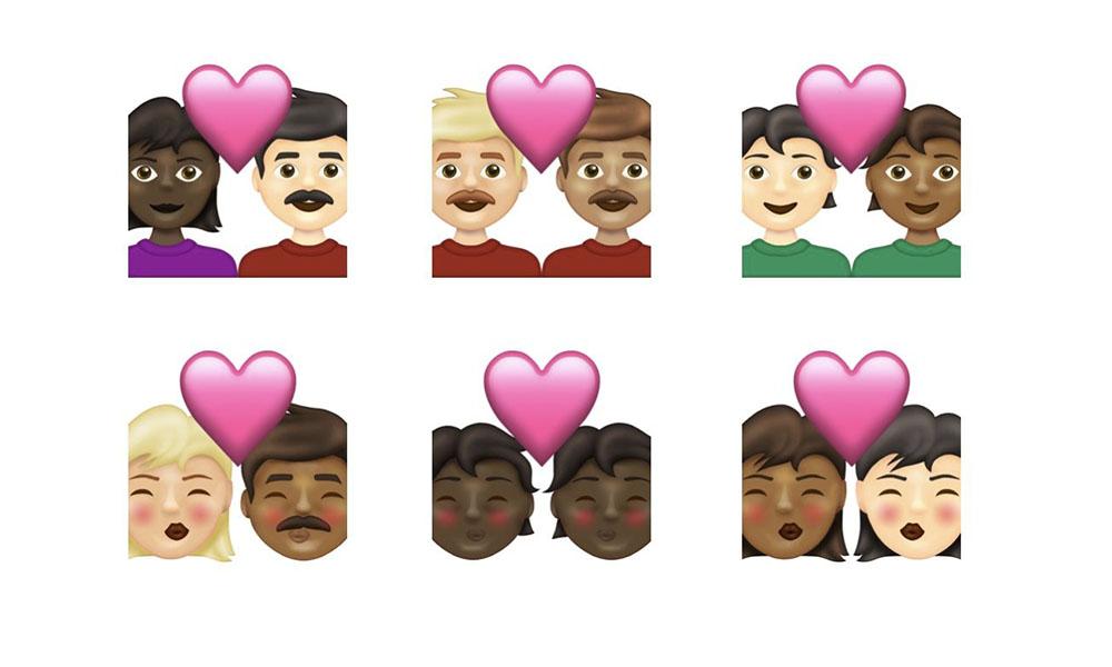 Emoji 13.1 Skin Tones