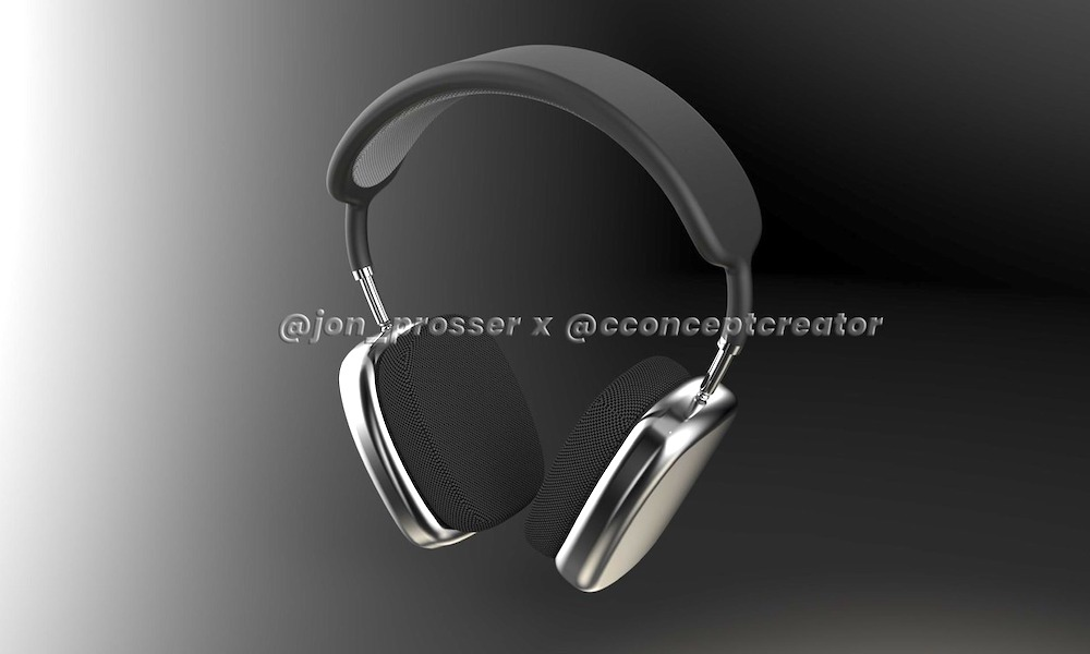 AirPods Studio Headphones Concept
