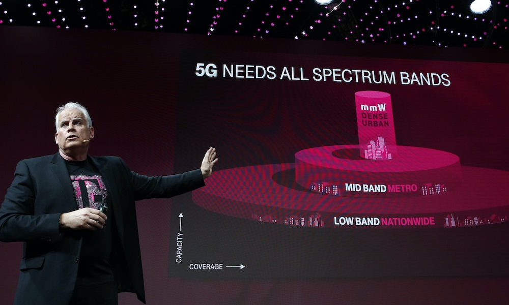 T-Mobile 5G Bands