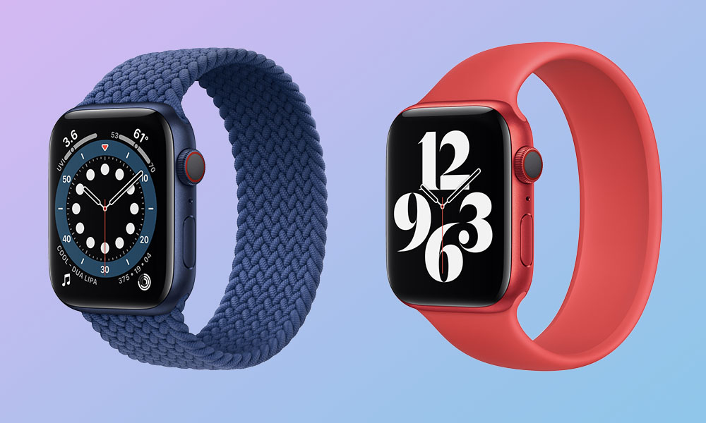 Apple Watch Solo Loop Bands