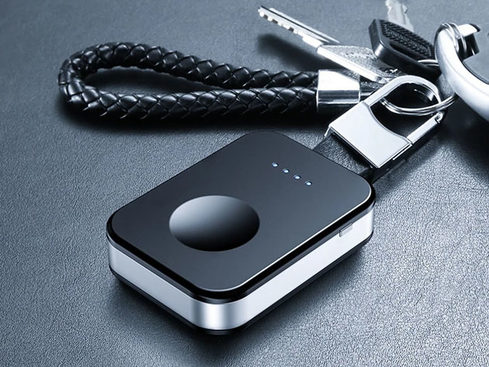 Apple Watch Wireless Charger Keychain