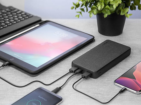 Naztech Fabric Power Bank