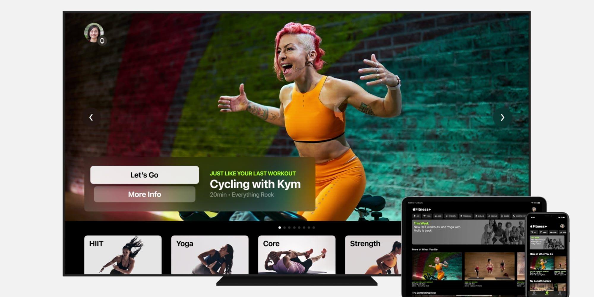 Apple Fitness 5