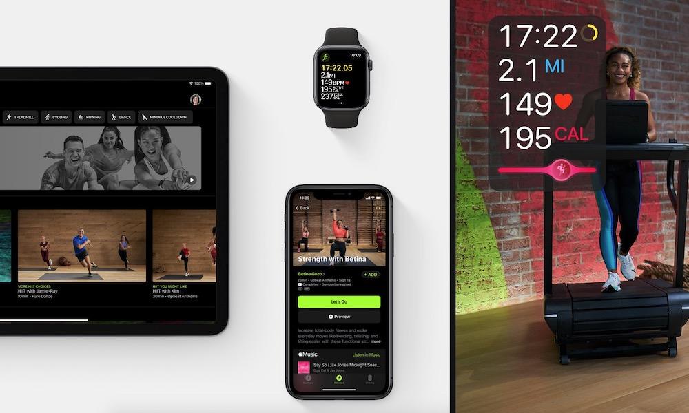 Apple Fitness Plus 3