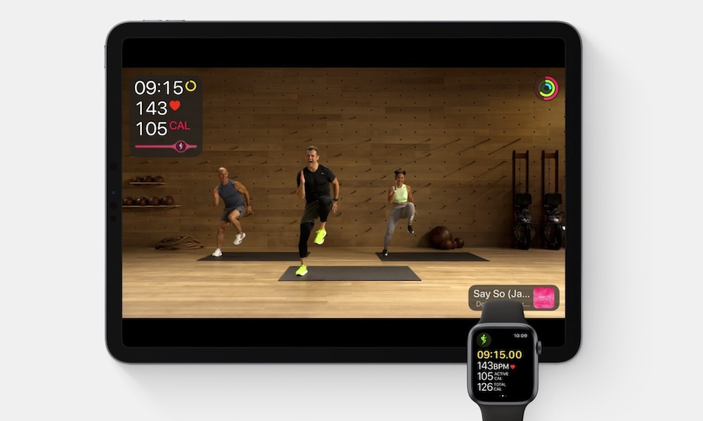 Apple Fitness Plus 4