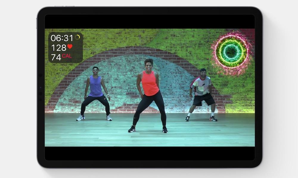 Apple Fitness Plus 6