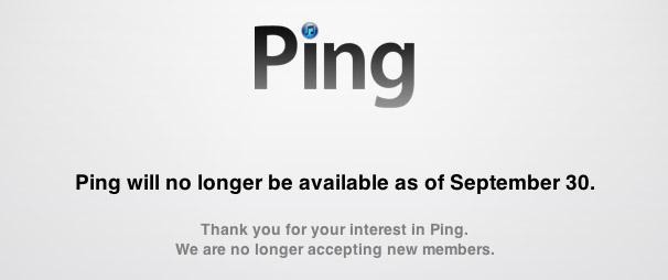 Apple Ping Social Network 2