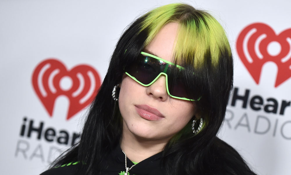 Apple S Big Budget Billie Eilish Documentary Will Debut In Theatres Next Year