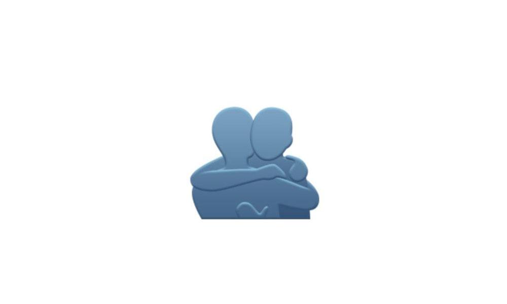 iOS 14.2 People Hugging Emoji