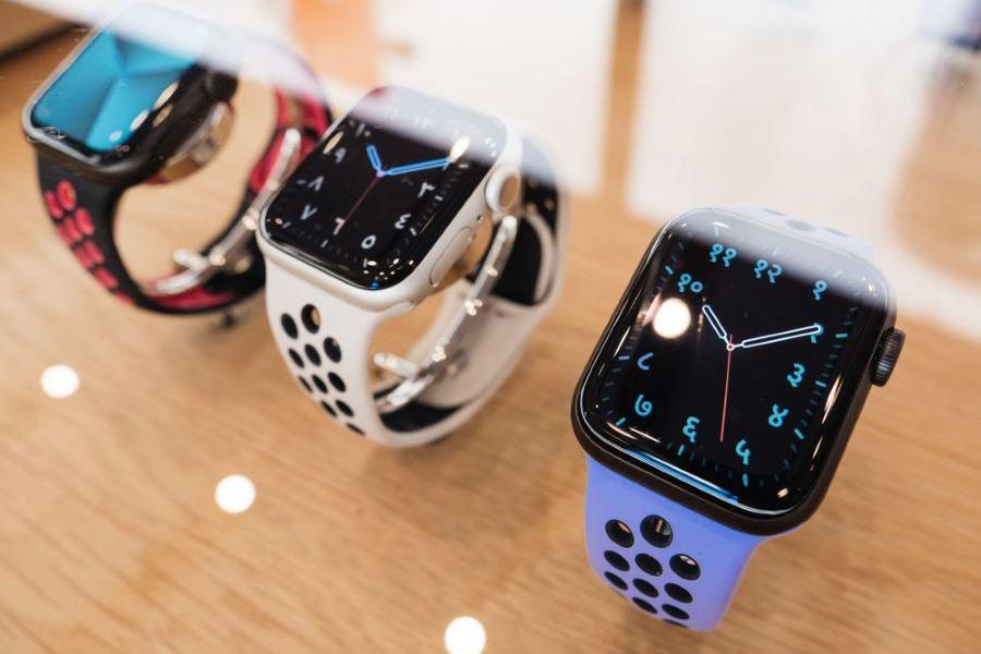 Apple watch series 6 series 5