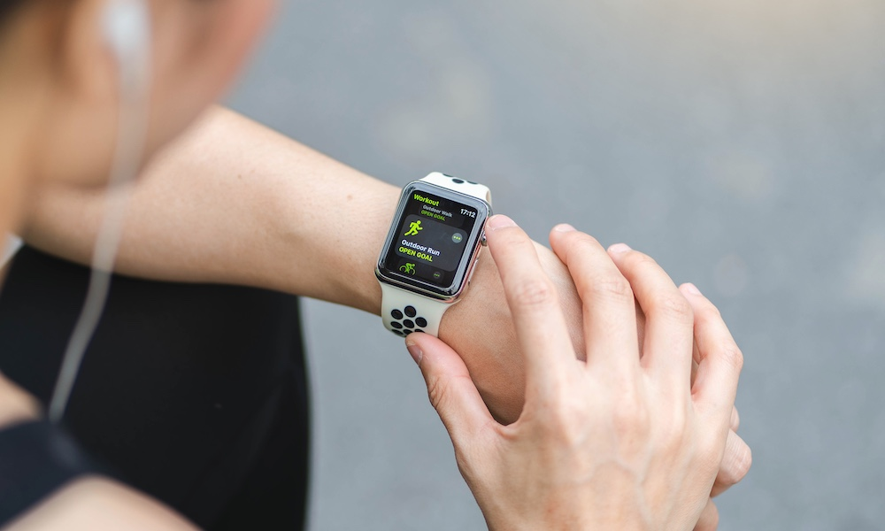 Nike Apple Watch Outdoor Run