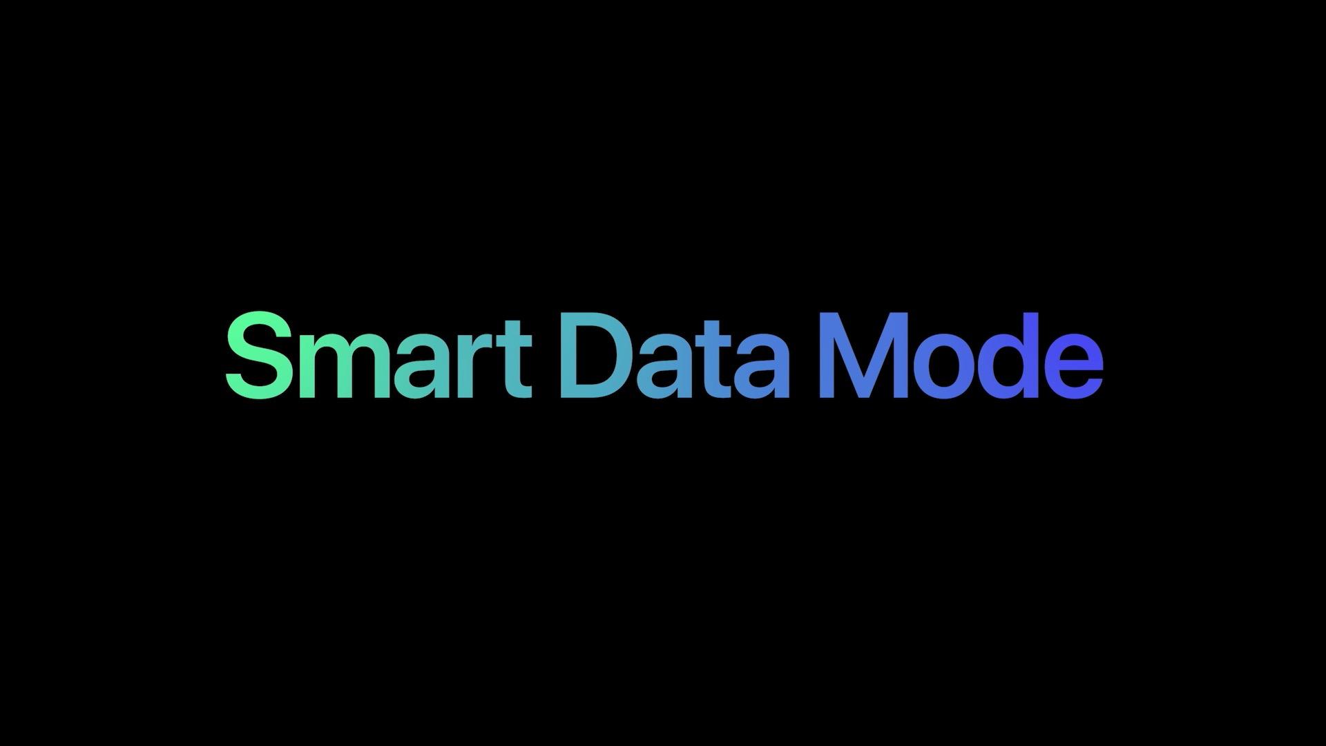 Smart Data Mode 1