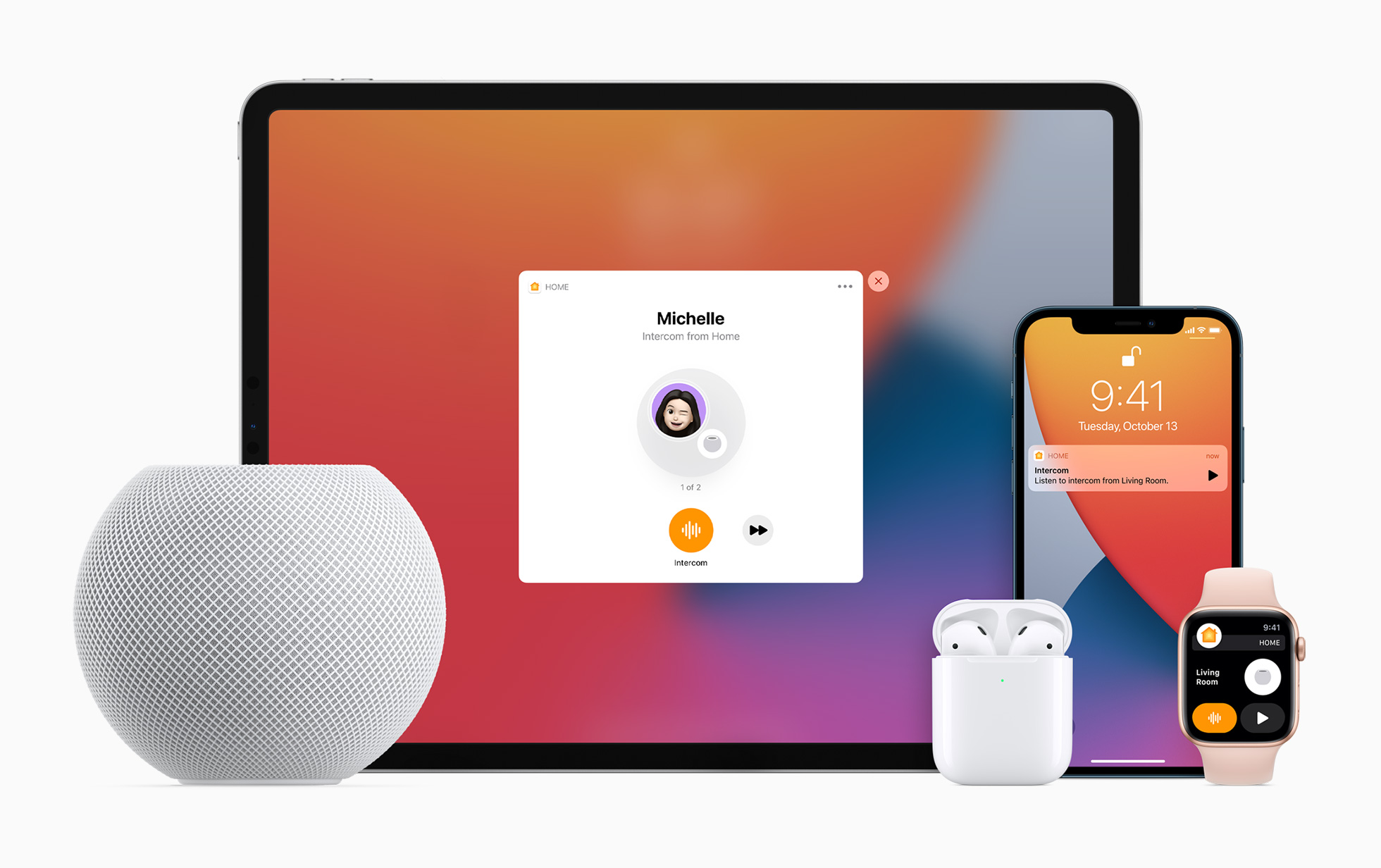 HomePod mini Images 3