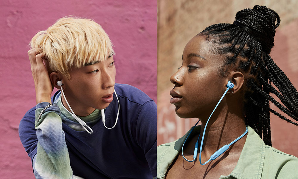 Beats Flex Audio Sharing