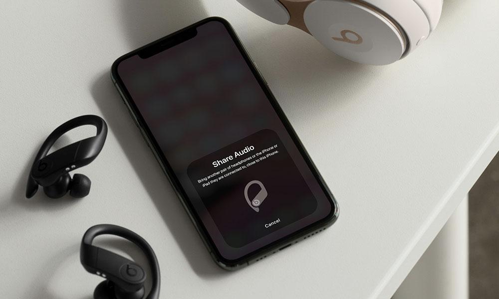 Beats Audio Sharing