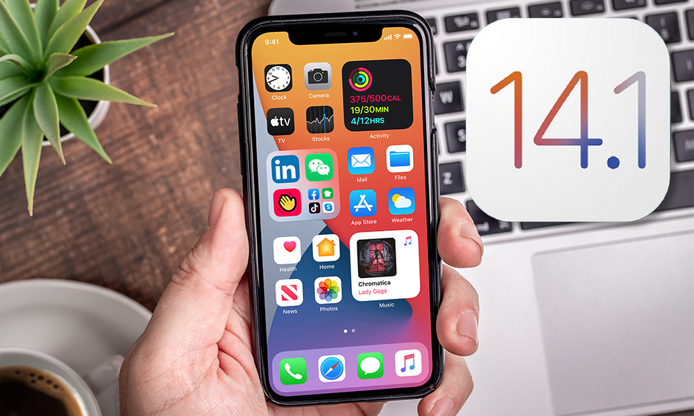 Apple Releases iOS 14.1 and iPadOS 14.1 (Here's What's New)