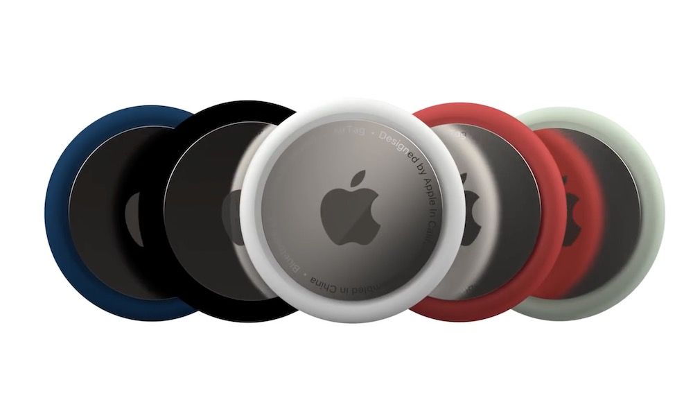 Apple AirTags Concept Images