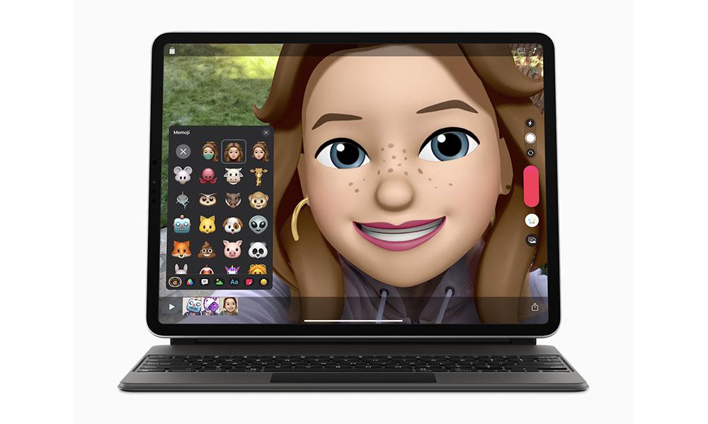 Apple Clips 3.0 on iPad