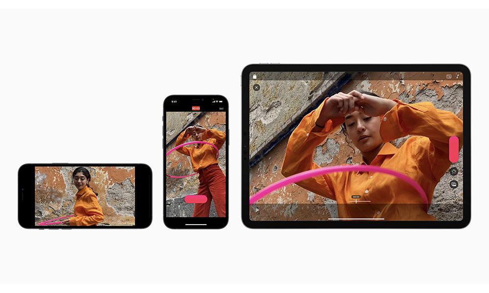 Apple Clips 3.0 Aspect Ratios