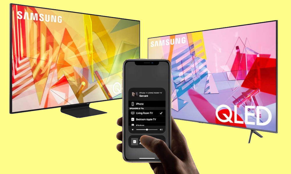 Best TVs with Apple AirPlay 2
