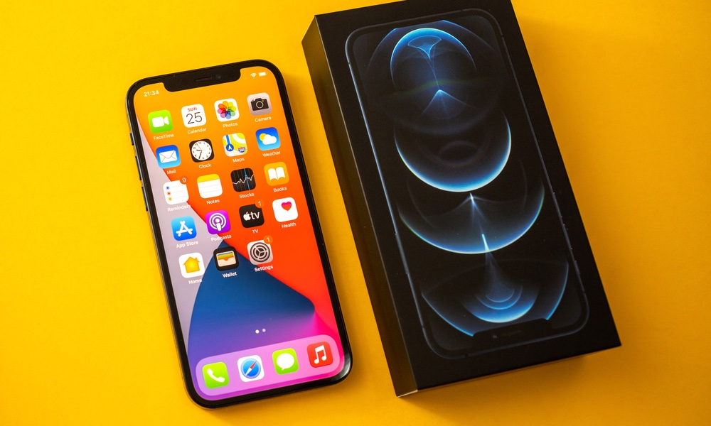 Enter to Win an iPhone 12 Pro Max from iDrop News