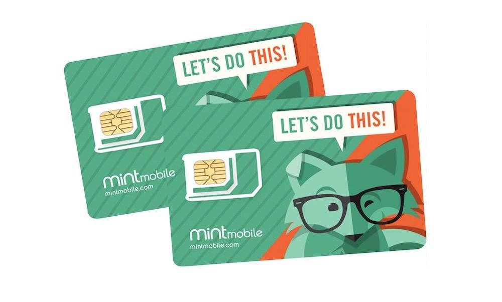 Mint Mobile SIM Card Kit Review