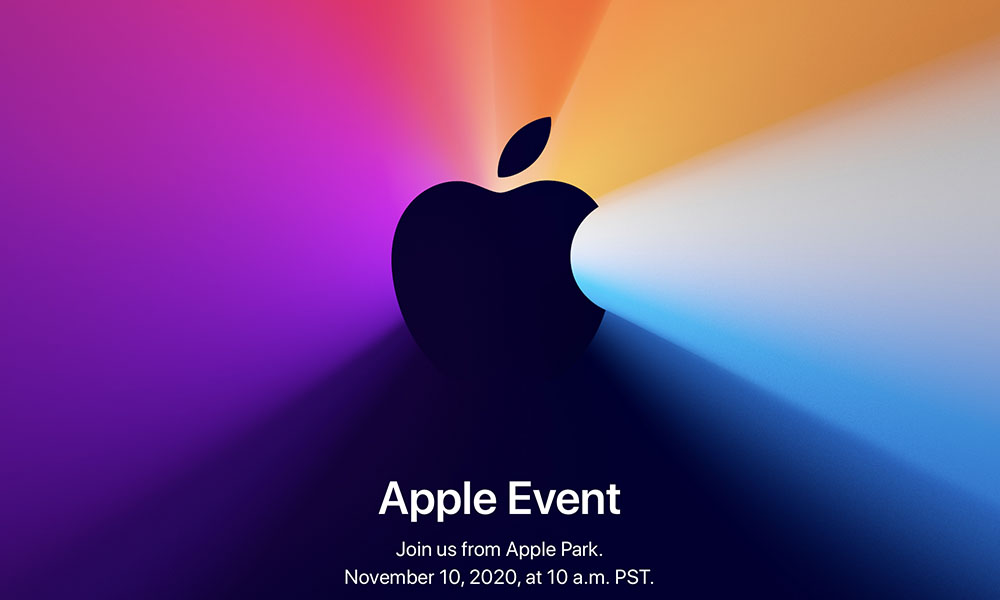 Apple One More Thing Event Nov 10 2020