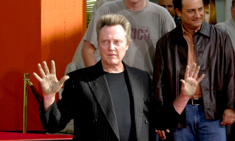 Christopher Walken Apple TV