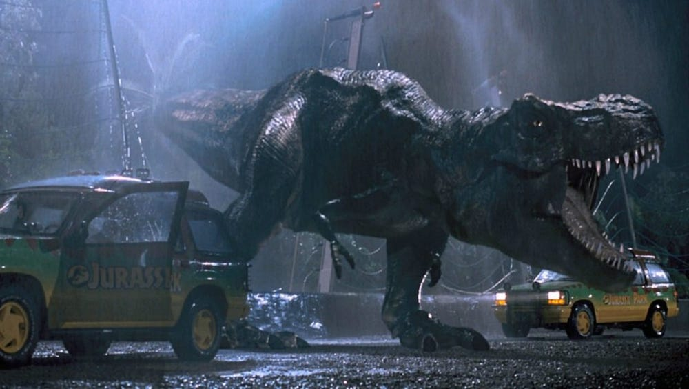 Jurassic Park Universal Pictures