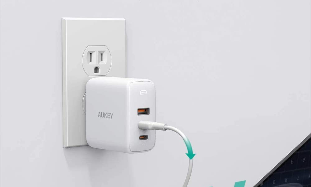 Aukey 90W Charger