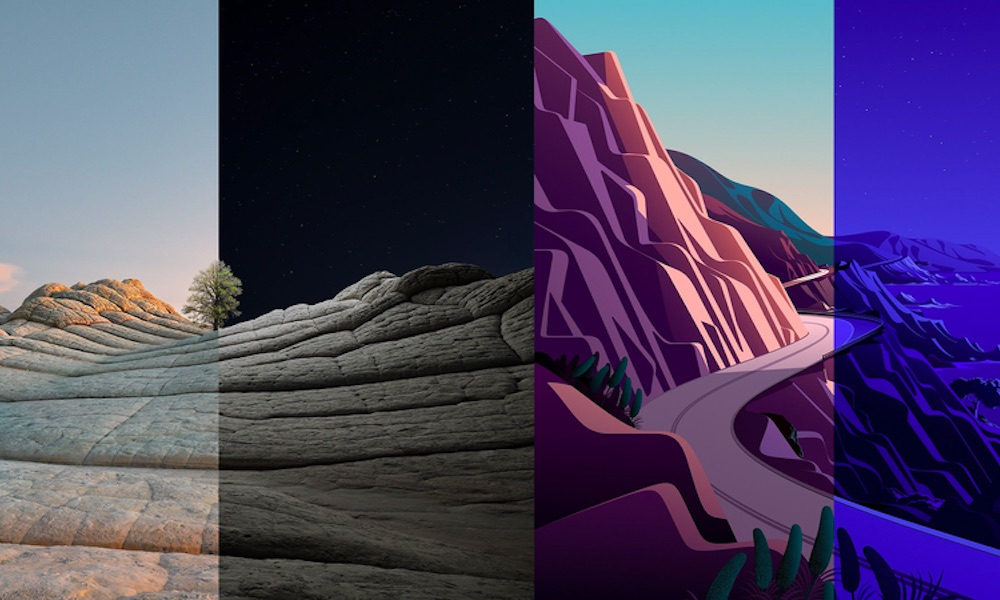 New Wallpapers in iOS 14.2