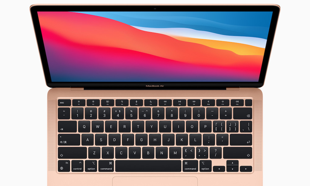 MacBook Air Keyboard Touch ID